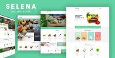 Selena – Organic Responsive Opencart Theme