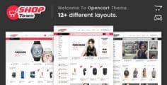 Shop Town – Multipurpose OpenCart Theme