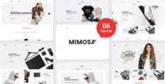 Mimosa – Responsive Fashion Opencart 3 Theme