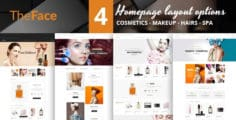 TheFace – Responsive Opencart Theme