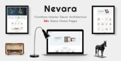 Nevara – Responsive Furniture & Interior Opencart 3 Theme