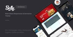 Belly – Wine, Food & Drink Theme for Opencart 3.x
