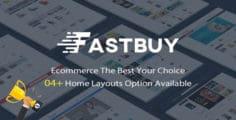 FastBuy – Mega Shop Responsive Opencart 3 Theme