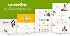 NatureCircle – Organic Responsive OpenCart Theme