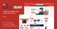 BoxStore – Multipurpose OpenCart Theme