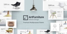 ArtFurniture – Responsive OpenCart Theme