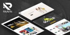 Raavin – Shoes Responsive OpenCart Theme