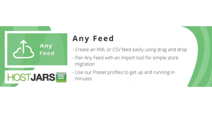 Any Feed OpenCart
