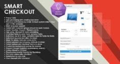 """Smart Checkout OpenCart """"купить в один клик"""""""