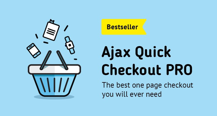 AJAX Quick Checkout PRO