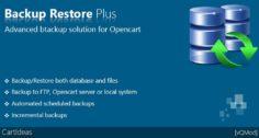 Backup / Restore Plus / Резервное копирование