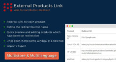 External Products Link | Button Redirect