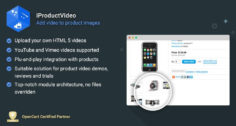 iProductVideo – Add Videos to your Products