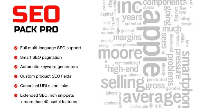 SEO Pack Pro OpenCart